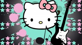 Hello Kitty Desktop Wallpaper HD
