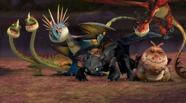 How to Train Your Dragon Photo#2