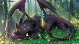 How to Train Your Dragon Wallpaper Free