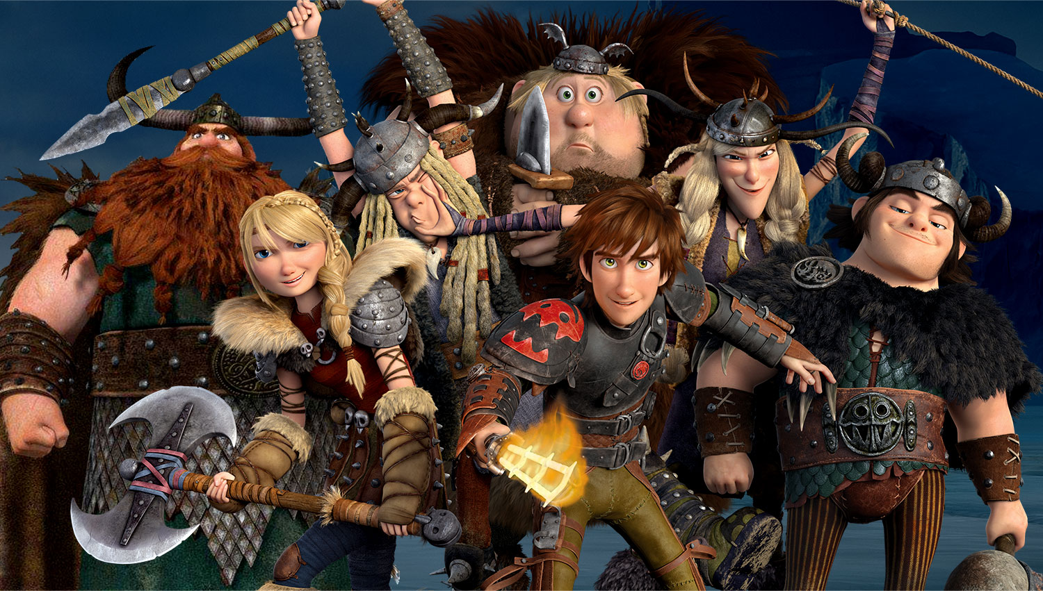 How To Train Your Dragon Wallpapers High Quality