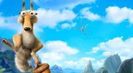 Ice Age Desktop Wallpaper Free