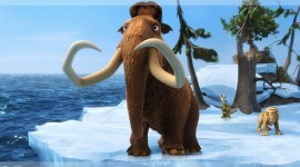 Ice Age Wallpaper For PC