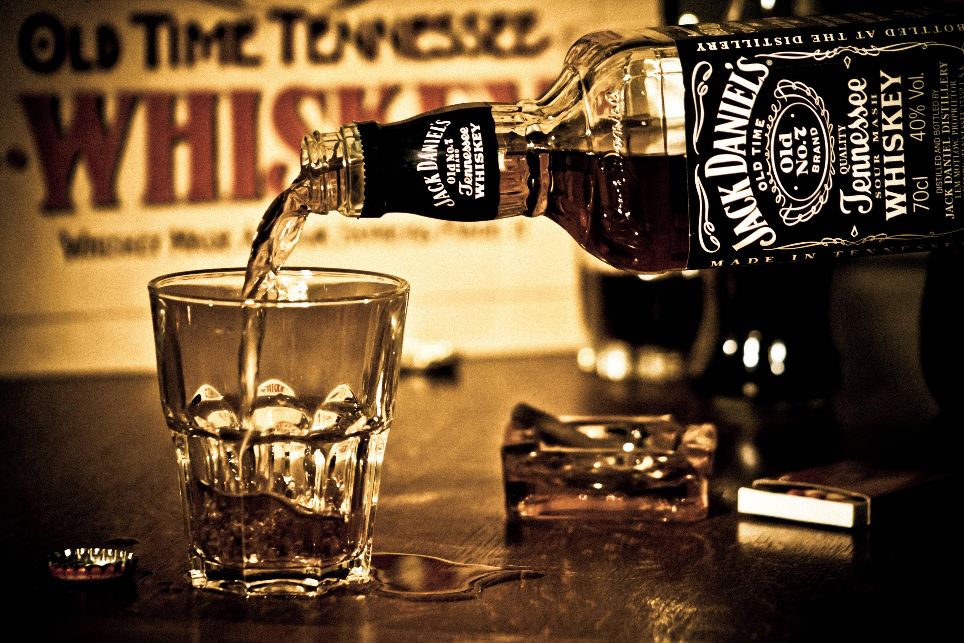 Jack Daniel's Wallpapers High Quality | Download Free