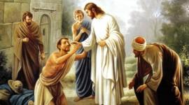 Jesus Desktop Wallpaper