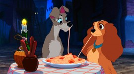 Lady and the Tramp Wallpaper Full HD