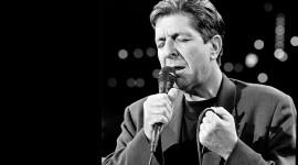 Leonard Cohen Desktop Wallpaper HD
