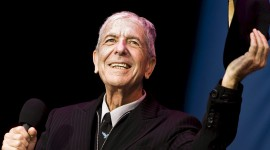 Leonard Cohen Wallpaper