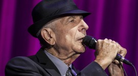 Leonard Cohen Wallpaper Download
