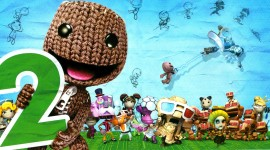 Little Big Planet Wallpaper Gallery