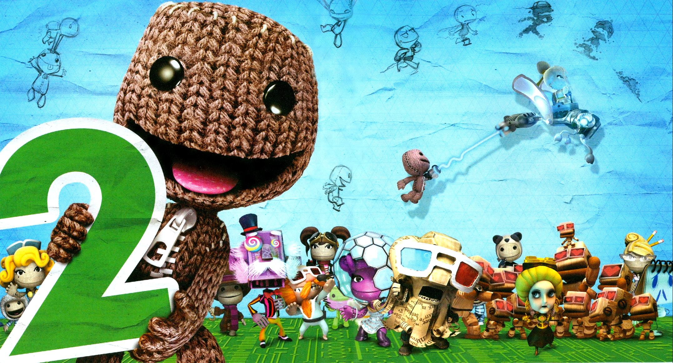 how to change the background in little big planet 3