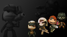 Little Big Planet Wallpaper Widescreen