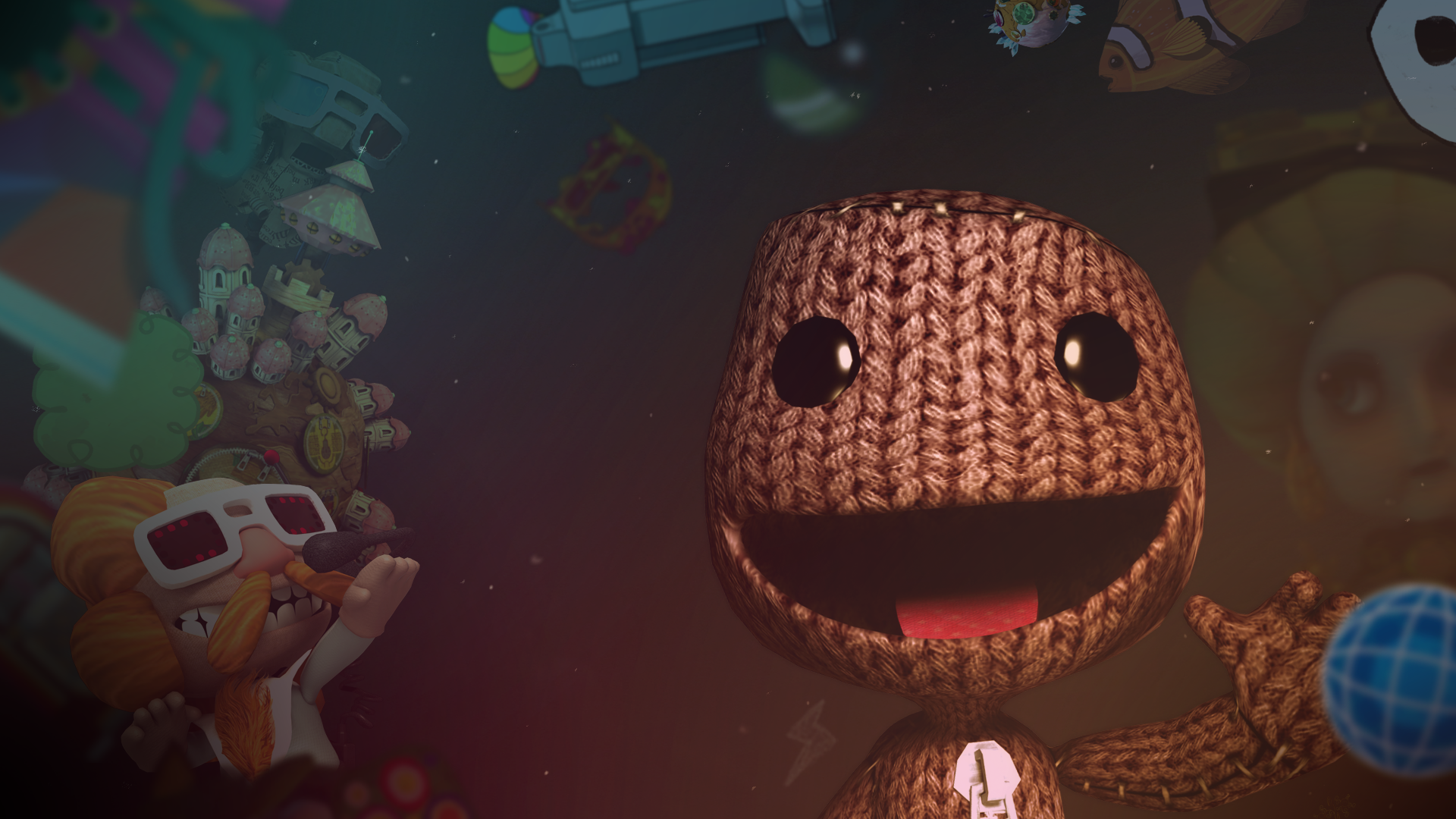 Little Big Planet Wallpapers High Quality Download Free