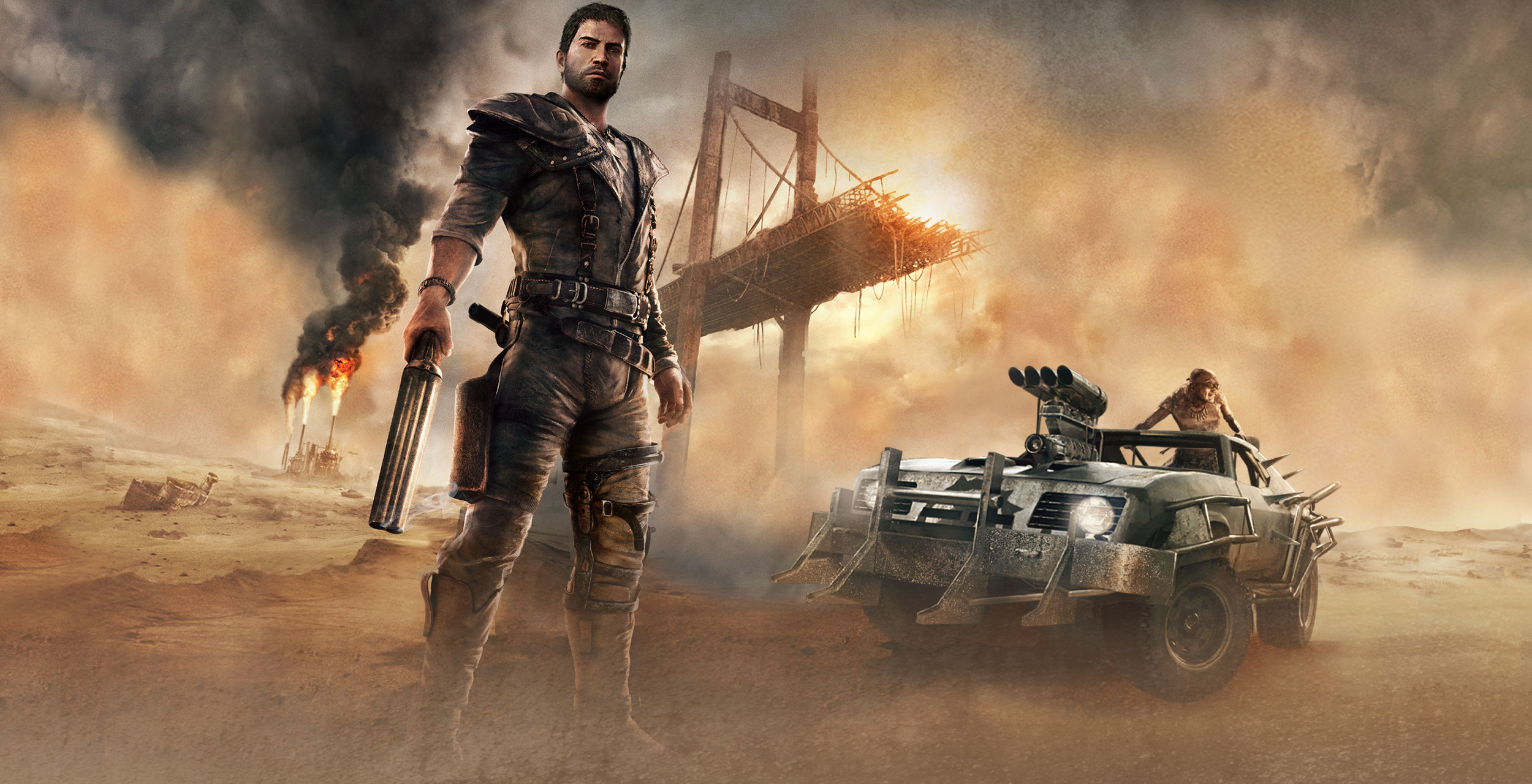 mad max game wallpapers high quality download free