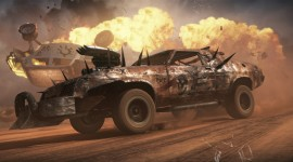 Mad Max Game Wallpaper Download Free
