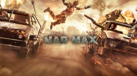 Mad Max Game Wallpaper For PC