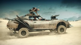 Mad Max Game Wallpaper HD