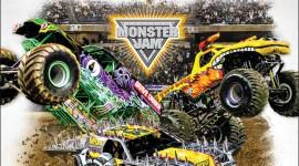 Monster Jam Desktop Wallpaper For PC