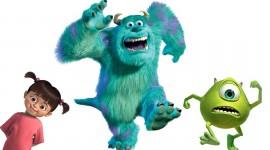 Monsters Inc Desktop Wallpaper HD