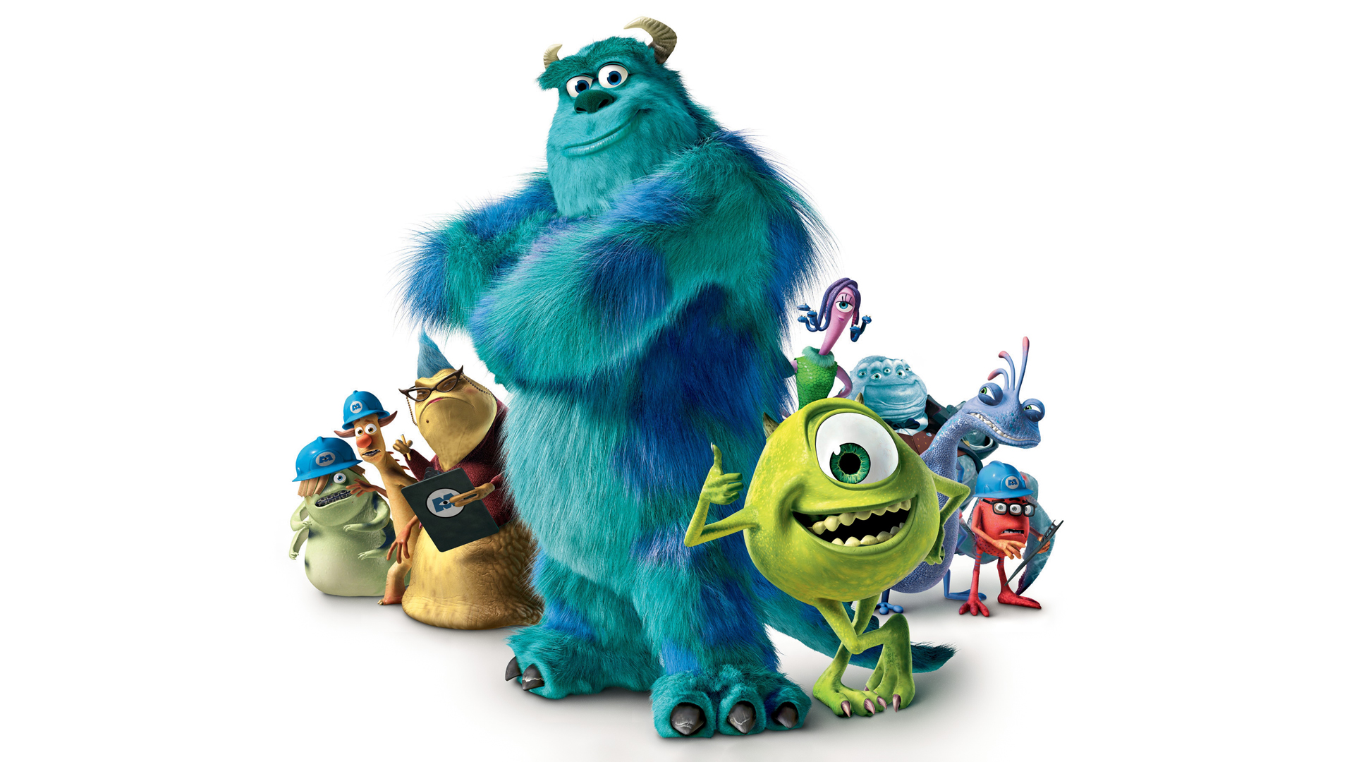 monsters inc wallpapers high quality | download free