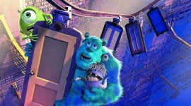 Monsters Inc Wallpaper For PC