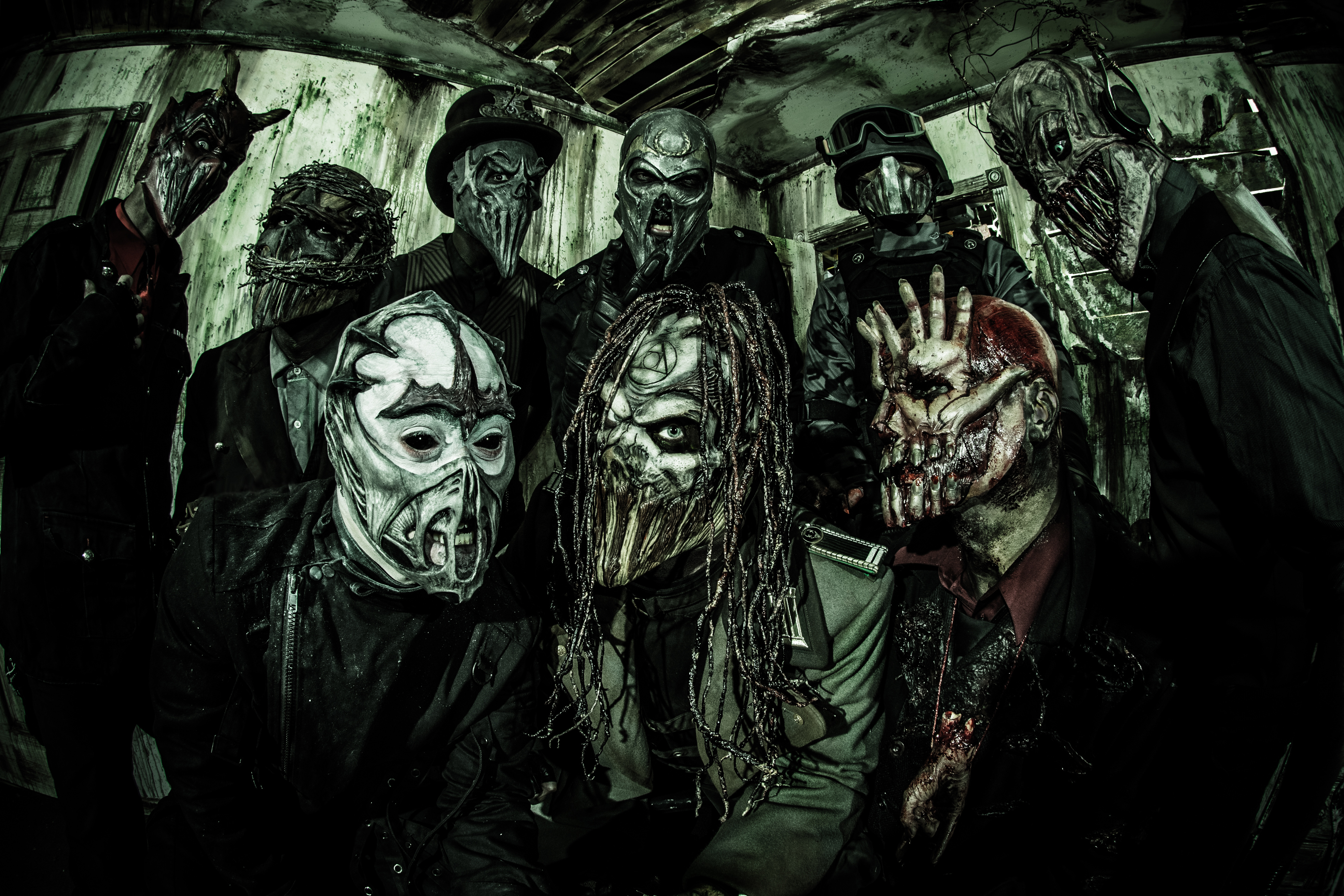 mushroomhead wallpapers free