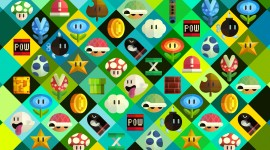Old Games Console Wallpaper Download Free