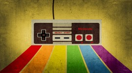 Old Games Console Wallpaper High Definition