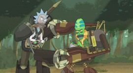 Rick And Morty Wallpaper Download Free