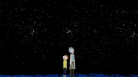 Rick And Morty Wallpaper For PC