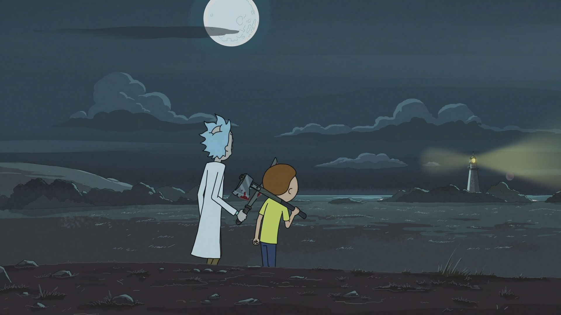 Rick And Morty Wallpapers High Quality