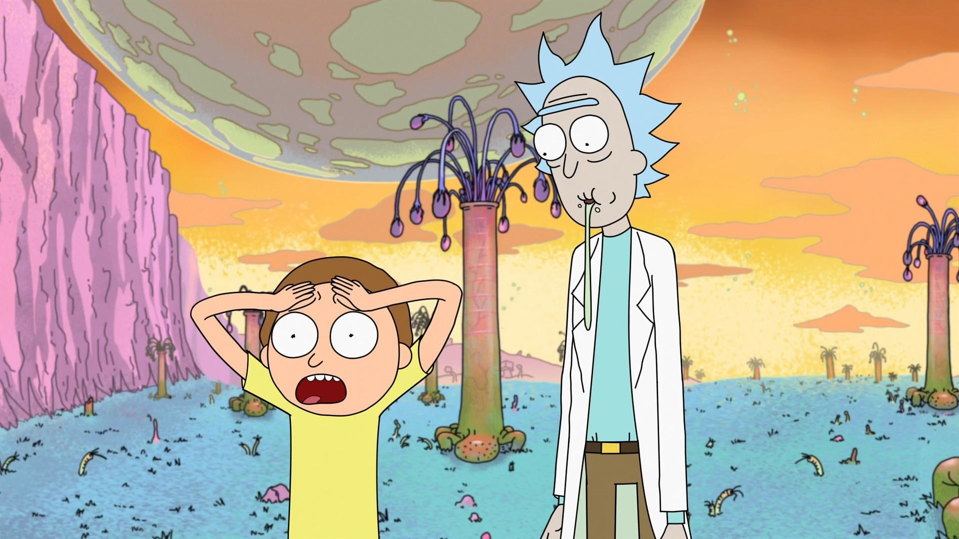 how to understand rick and morty