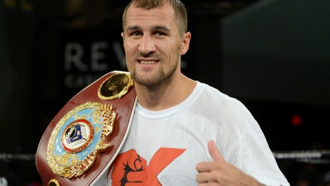 Sergey Kovalev wallpapers high quality