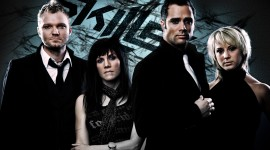 Skillet Desktop Wallpaper HD