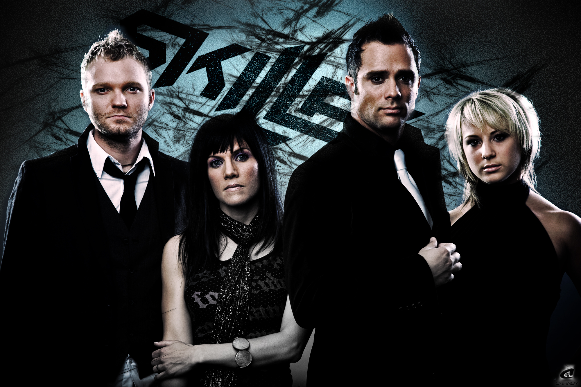 Skillet Band 2014 Wallpaper