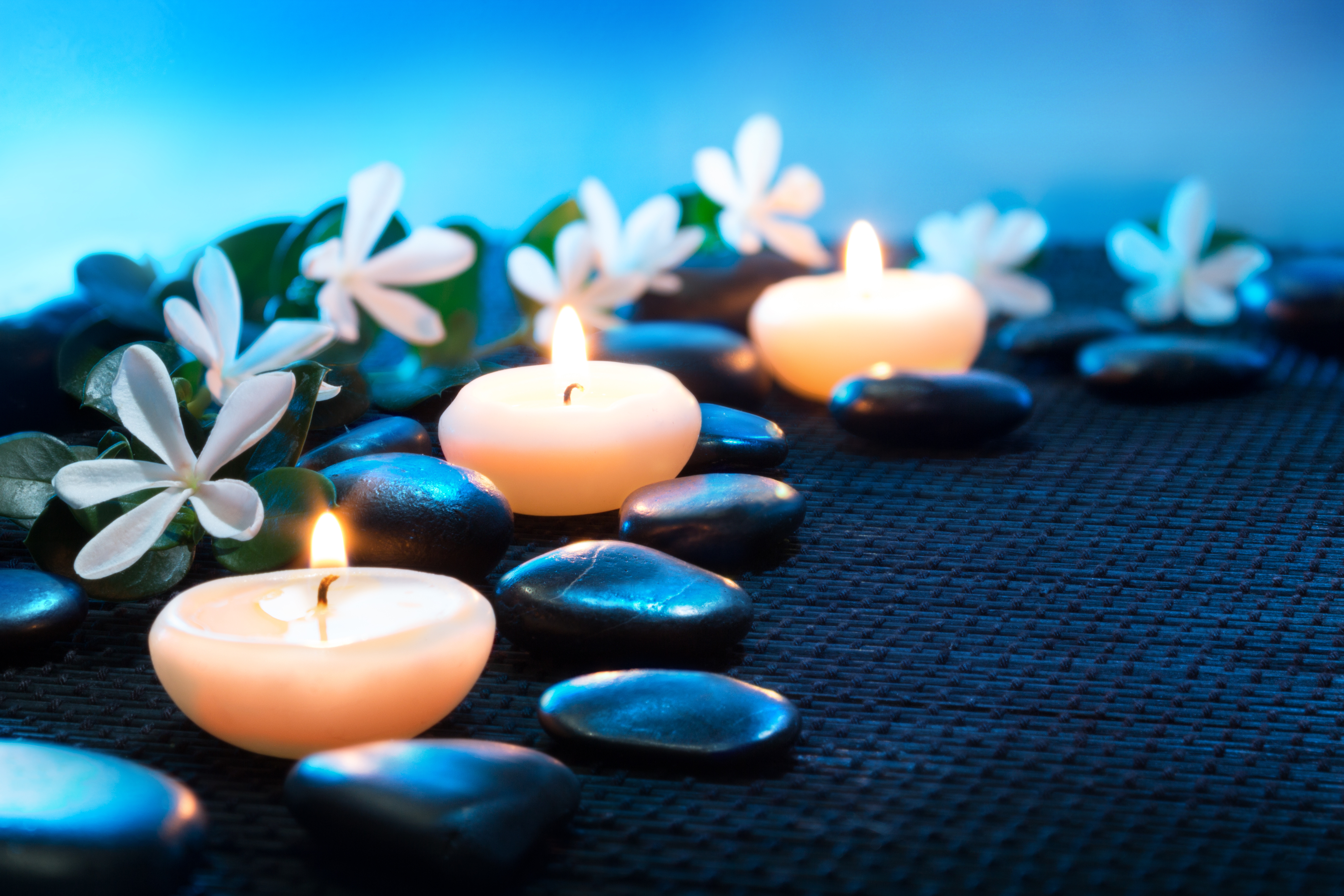 Spa wallpapers high quality download free for Salon wallpaper