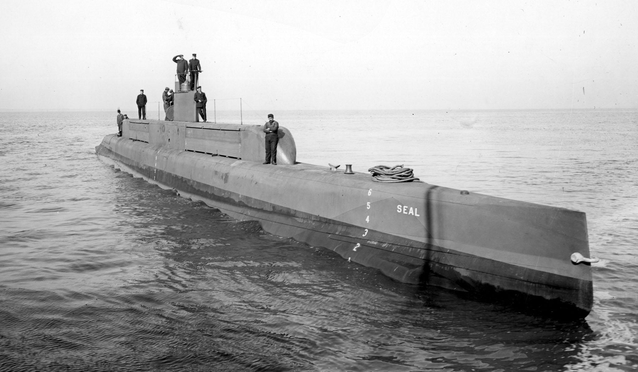 подводные лодки у кого же их было больше