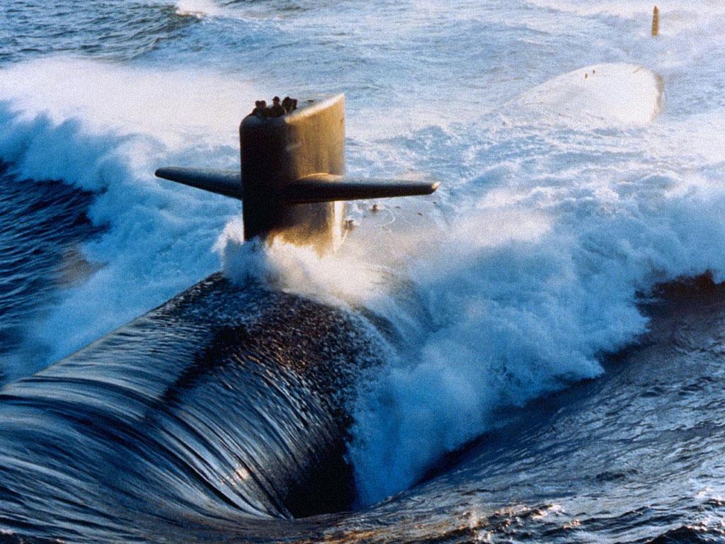 эксплуатация подводных лодок сша