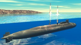 Submarines Wallpaper For PC