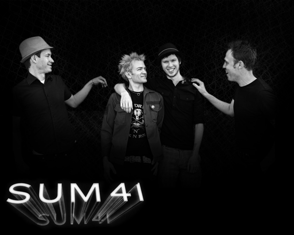 Sum 41 wallpapers HD