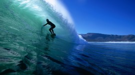 Surfing Desktop Wallpaper For PC