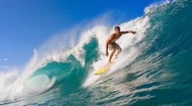 Surfing Wallpaper Full HD