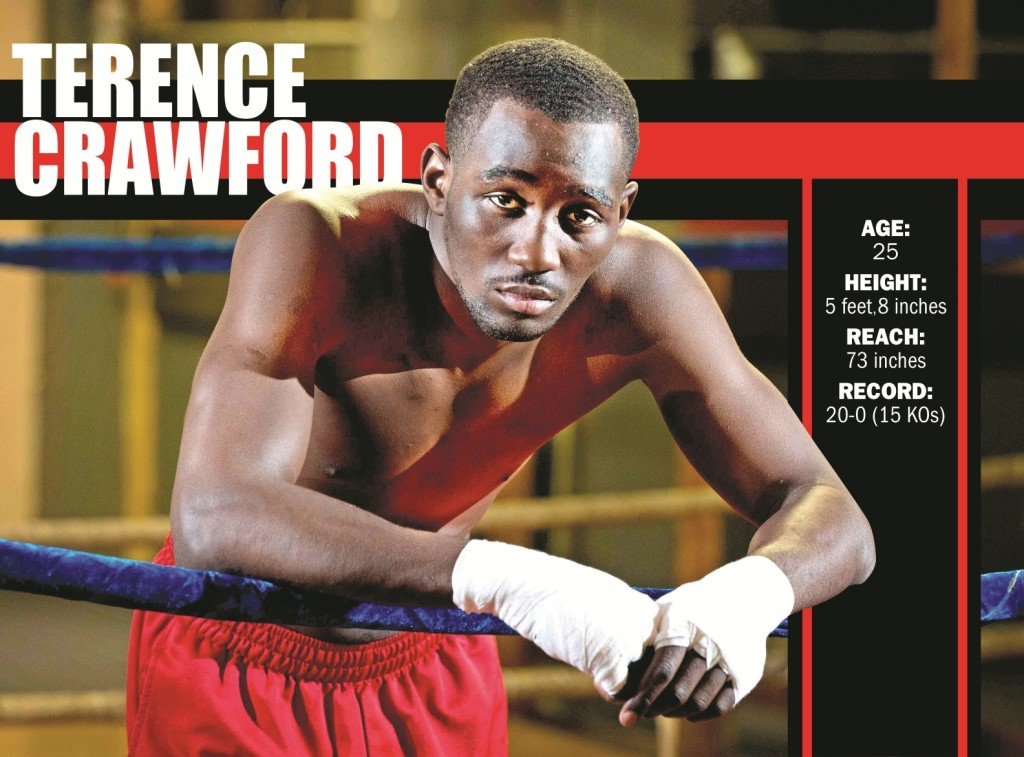 Terence Crawford wallpapers HD