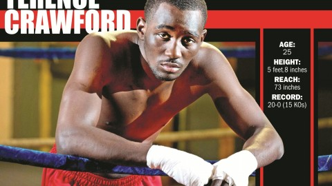 Terence Crawford wallpapers high quality