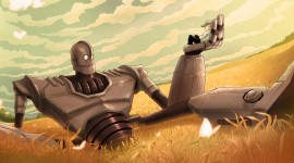 The Iron Giant Wallpaper For PC