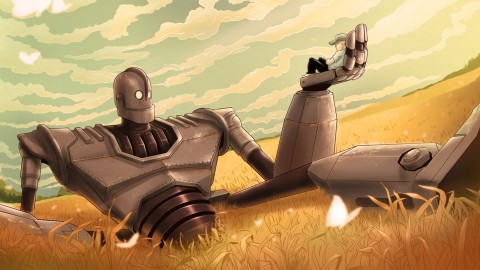 The Iron Giant wallpapers high quality