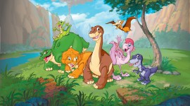 The Land Before Time Aircraft Picture