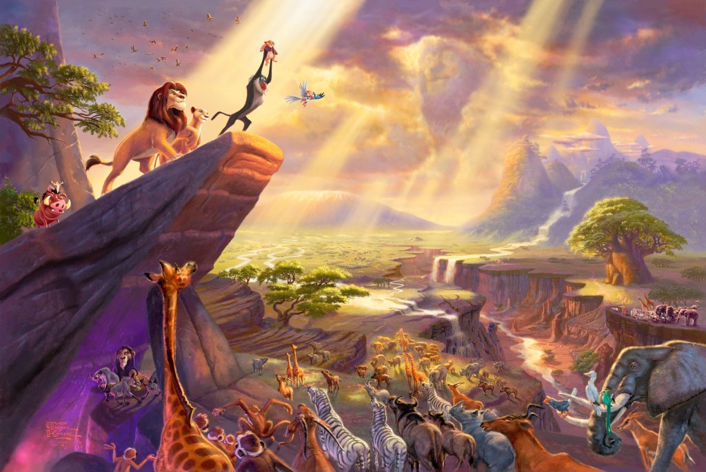 The Lion King wallpapers HD