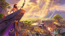 The Lion King Wallpaper For PC