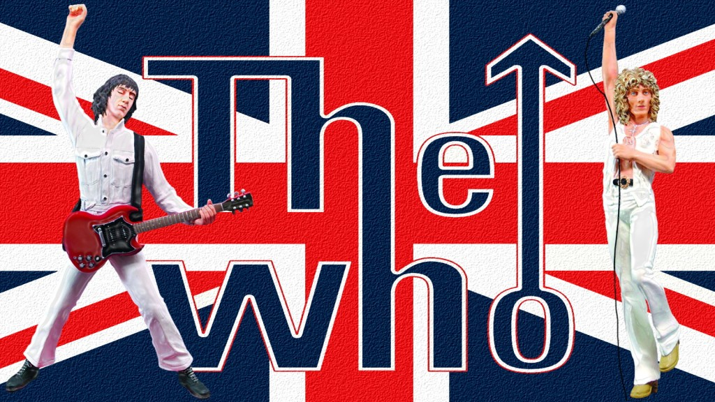 The Who wallpapers HD