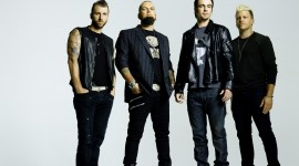 Three Days Grace Photo